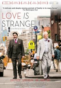 love is strange affiche