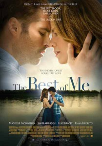 the best of me affiche