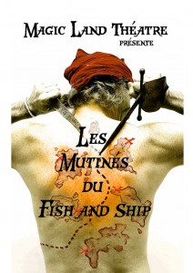 Les mutinés du Fish and Ship affiche