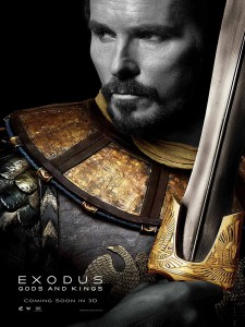 exodus gods and kings affiche