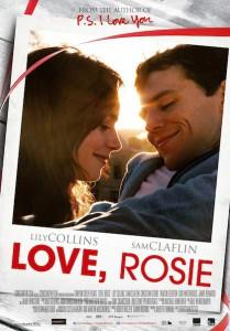love rosie affiche