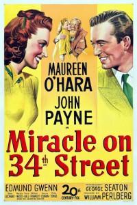 miracle sur la 34eme rue