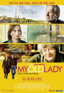 my old lady affiche