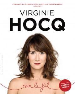 virginie hocq sur le fil