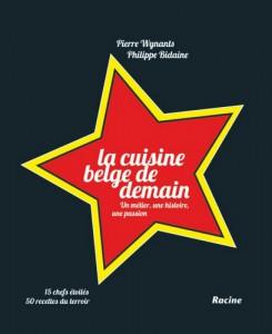 la cuisine belge de demain couverture