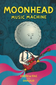 Moonhead and the music machine couverture