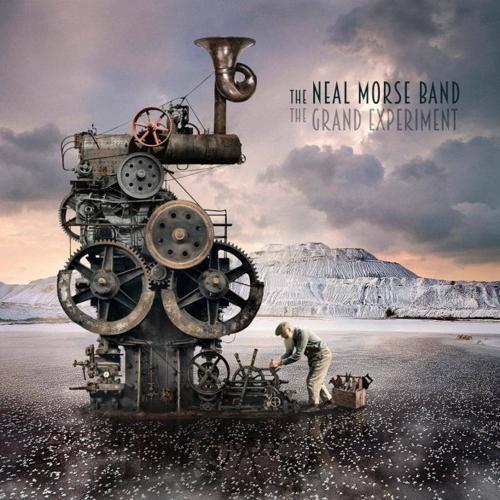 NealMorse-TheGreatExperiment-cover