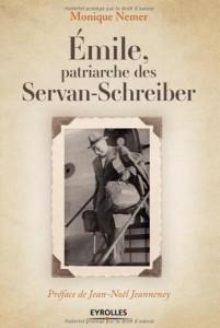 emile, patriarche des servan-schreiber couverture