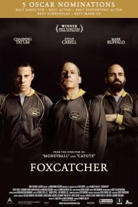 foxcatcher affiche