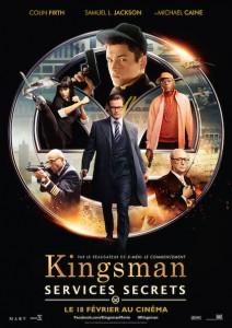 FOX KINGSMAN poster A4.indd