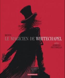 le magicien de whitechapel couverture