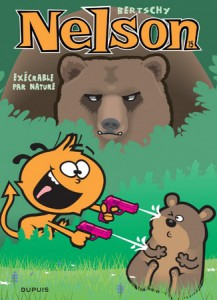 nelson bertschy tome 15 couverture