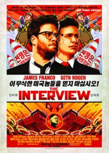the interview affiche