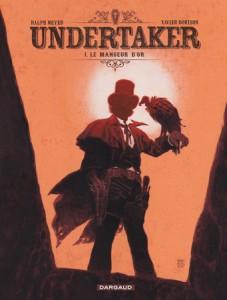 undertaker le mangeur d'or couverture