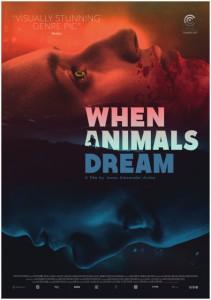 when animals dream affiche
