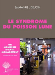 le syndrome du poisson lune emmanuel druon couverture