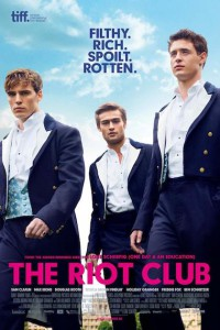 the riot club affiche