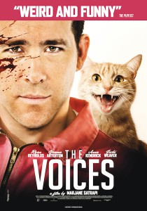 the voices affiche