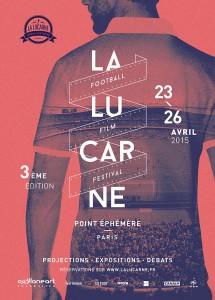 football film festival la lucarne affiche