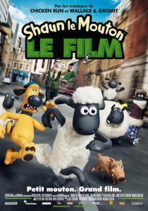 shaun le mouton affiche