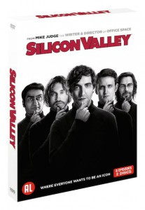 silicon valley dvd