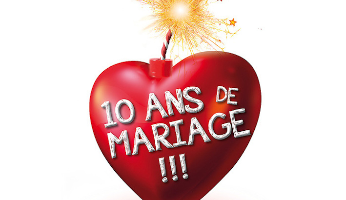 10 Ans De Mariage Une Pièce Hilarante Le Suricate Magazine