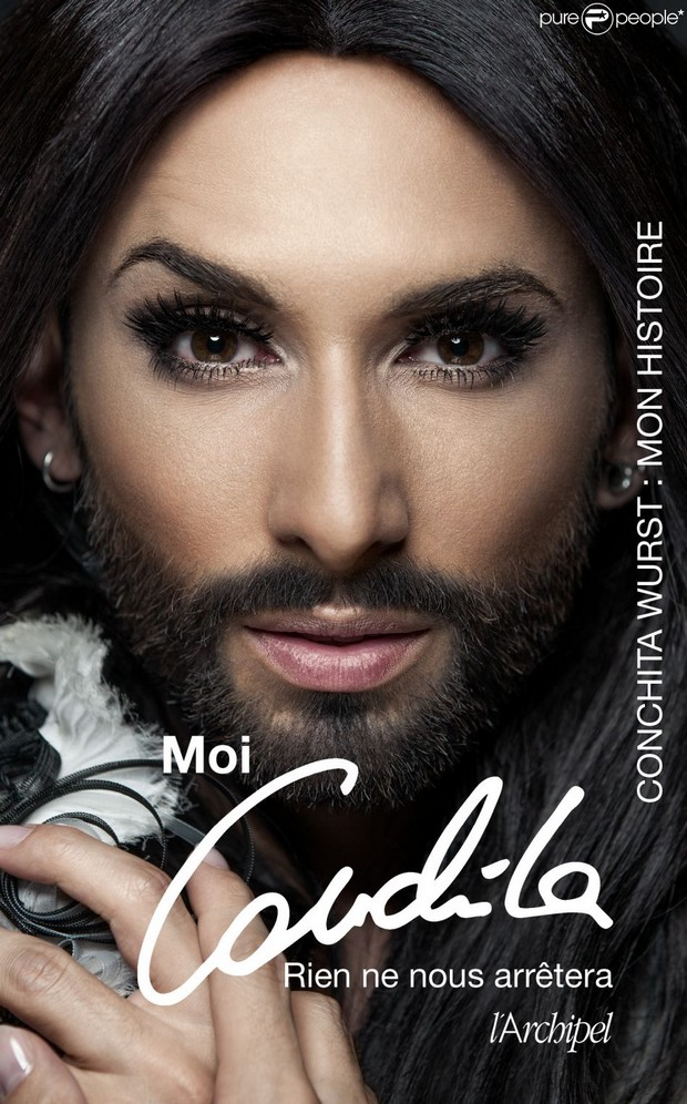conchita book