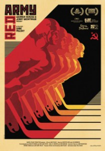 red army affiche