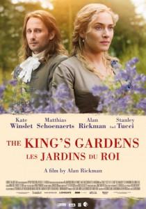 les jardins du roi affiche