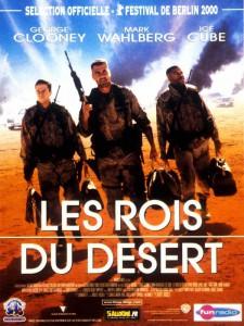 les rois du désert affiche