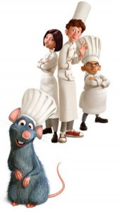 pixar 2 ratatouille