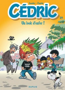 cédric un look d'enfer couverture