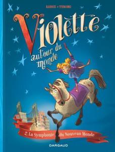 violette autour du monde tome 2 couverture