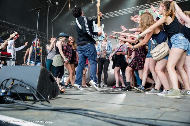 Ronquières Festival 2015 Jour 1
