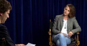 kristen stewart jesse eisenberg interview