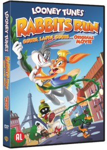 looney tunes rabbits run dvd