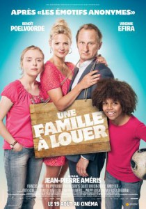 une famille a louer poster