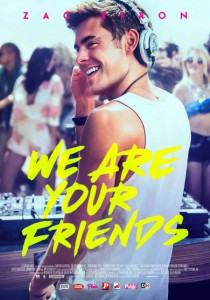 we are your friends affiche
