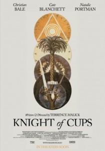 knight of cup poster