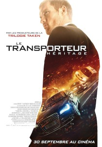 le transporteur heritage poster