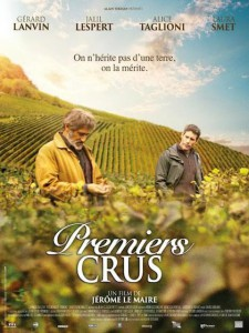 premiers crus poster