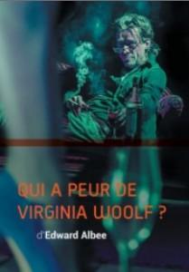 qui a peur de virginia woolf affiche