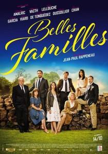 belles familles poster