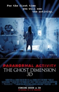 paranormal activity 5 poster