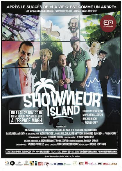showmeur island poster