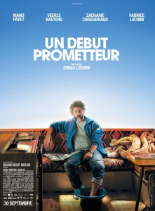 un debut prometteur poster