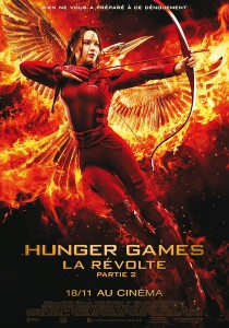 hunger games la revolte 2 poster