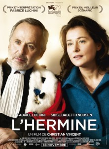 l hermine poster