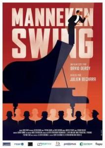 manneken swing poster