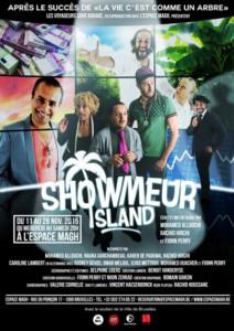 showmeur island affiche